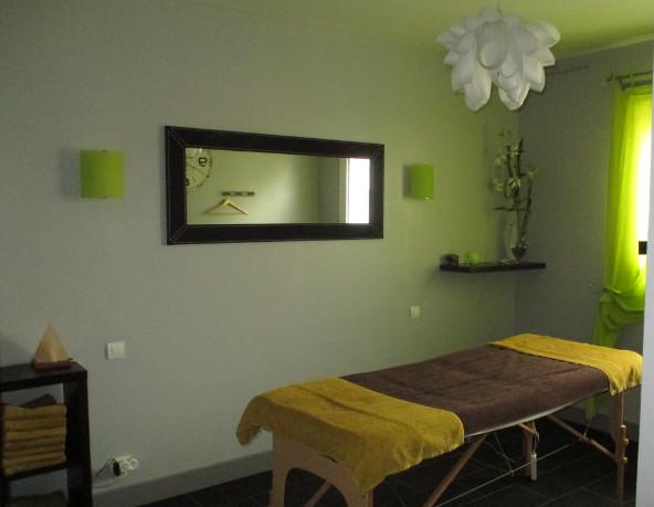 salle massage de zenzitude à Escalquens