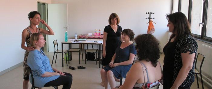 Ecoute des conseils pour un bon massage