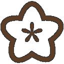 icone fleur